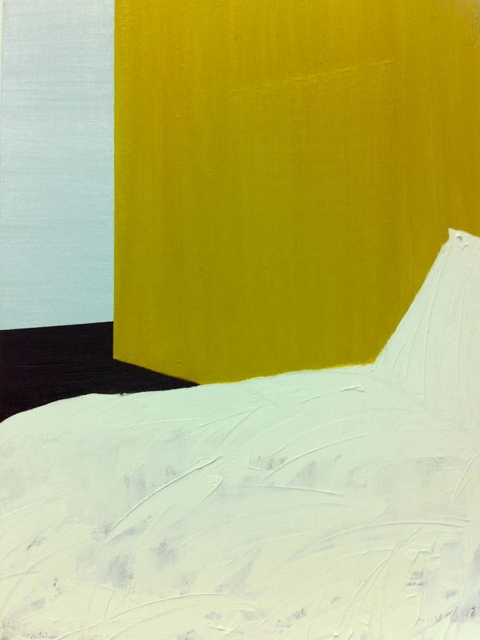 gul vegg